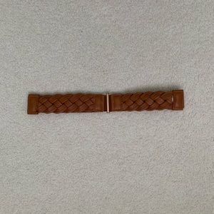 Accessories - Light brown dress belt